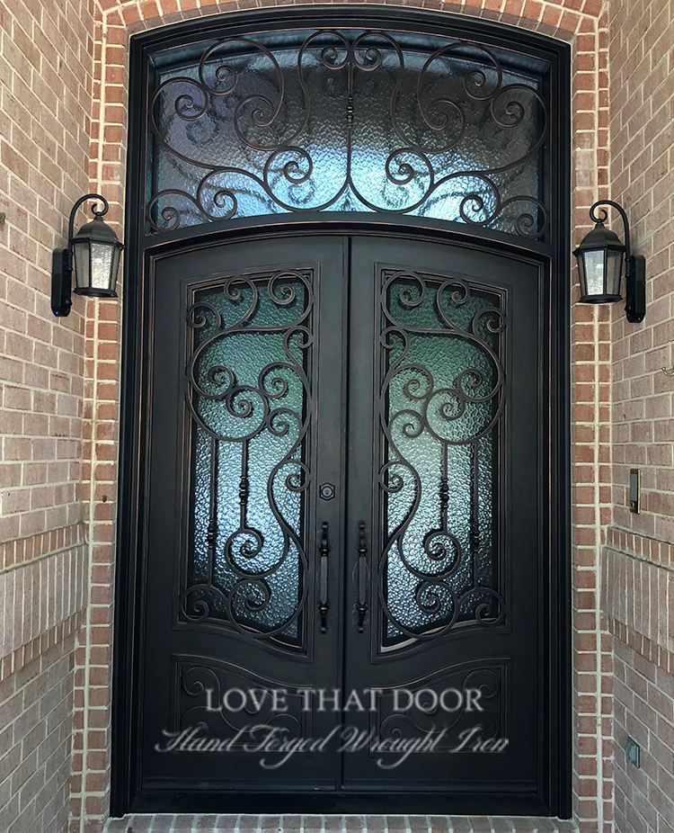 Double Entry Iron Door #2