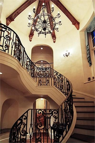 Iron Railings and Staircases Dallas